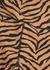 Century zebra-print cropped leggings - Varley