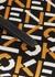 Logo-intarsia stretch-knit pouch - Kenzo