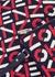 Logo-intarsia stretch-knit tote - Kenzo