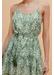 Vela ruffle mini dress - Paolita