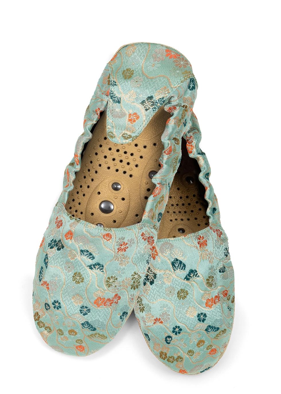 Japanese Jade Slippers - Small