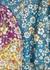 Carnaby Spliced floral-print triangle bikini - Zimmermann