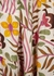 Julia printed halterneck cotton maxi dress - RHODE