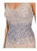 Beaded a-line gown - Adrianna Papell