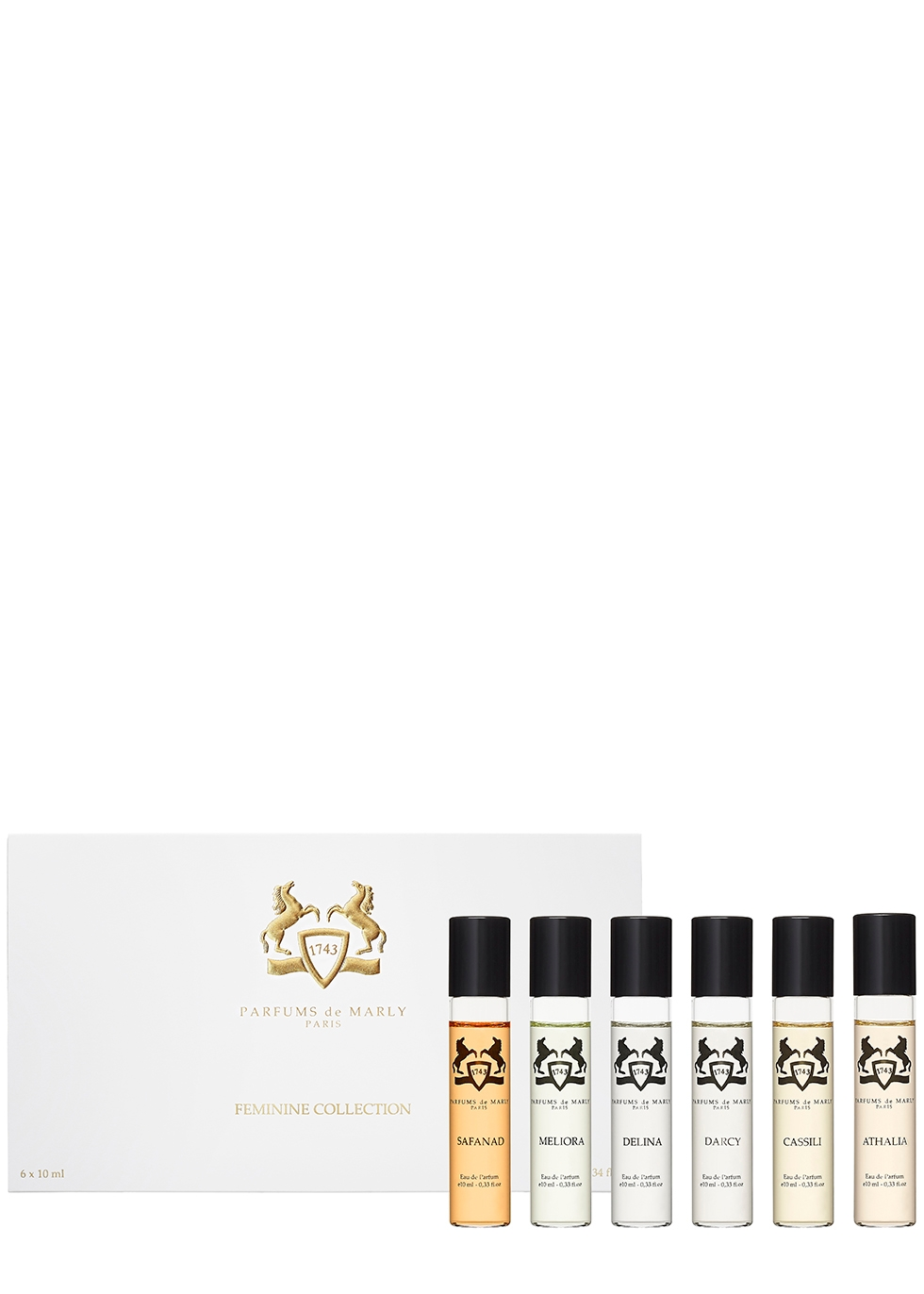 Feminine Discovery Collection 6 x 10ml