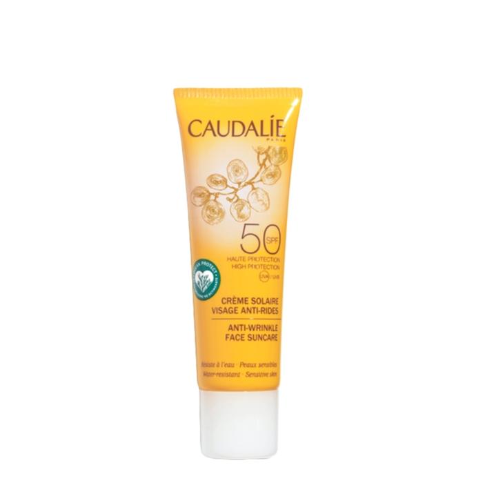 Caudalíe Anti-wrinkle Face Spf50 25ml