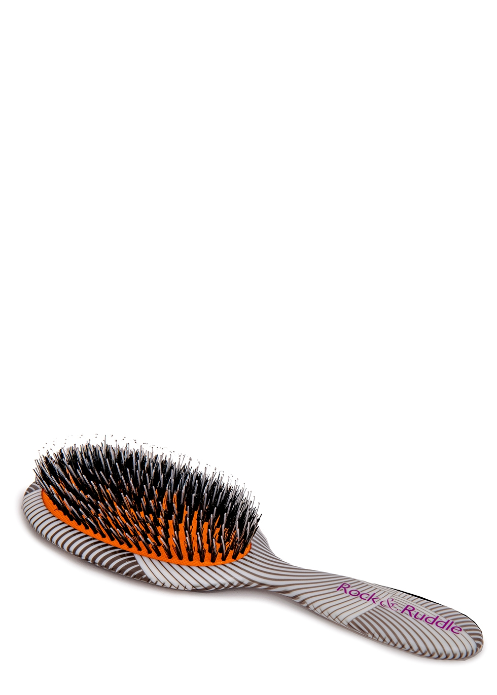 Large Bristle Brush - Swirl