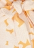 Belinda cotton-blend jacquard wrap dress - Stine Goya