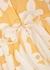 Ferrah cotton-blend jacquard top - Stine Goya