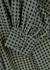 Eddy checked blouse - Stine Goya
