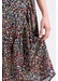 Liccia - midi skirt in printed jacquard - Gerard Darel