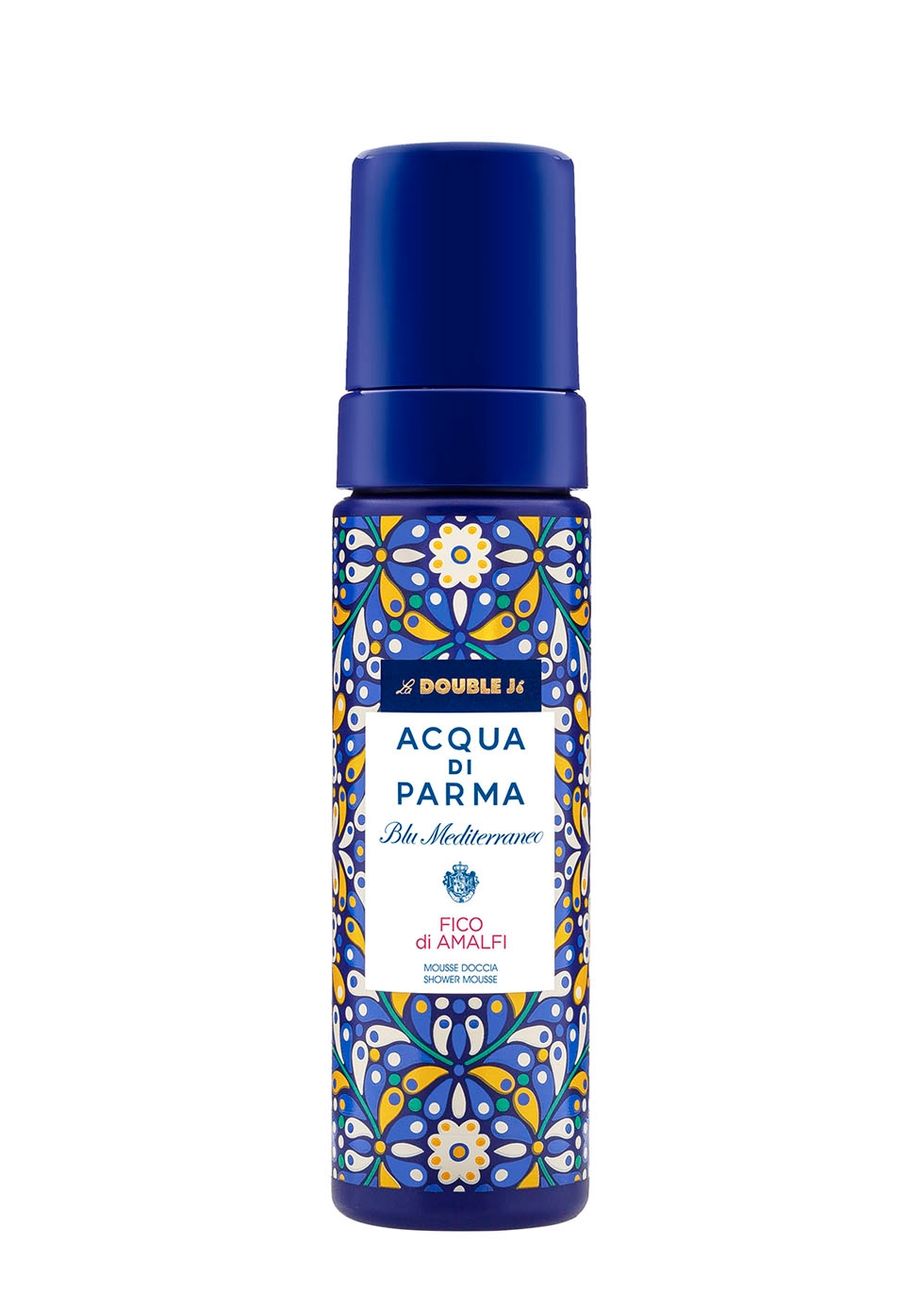 Blu Mediterraneo Fico di Amalfi Shower Mousse 150ml