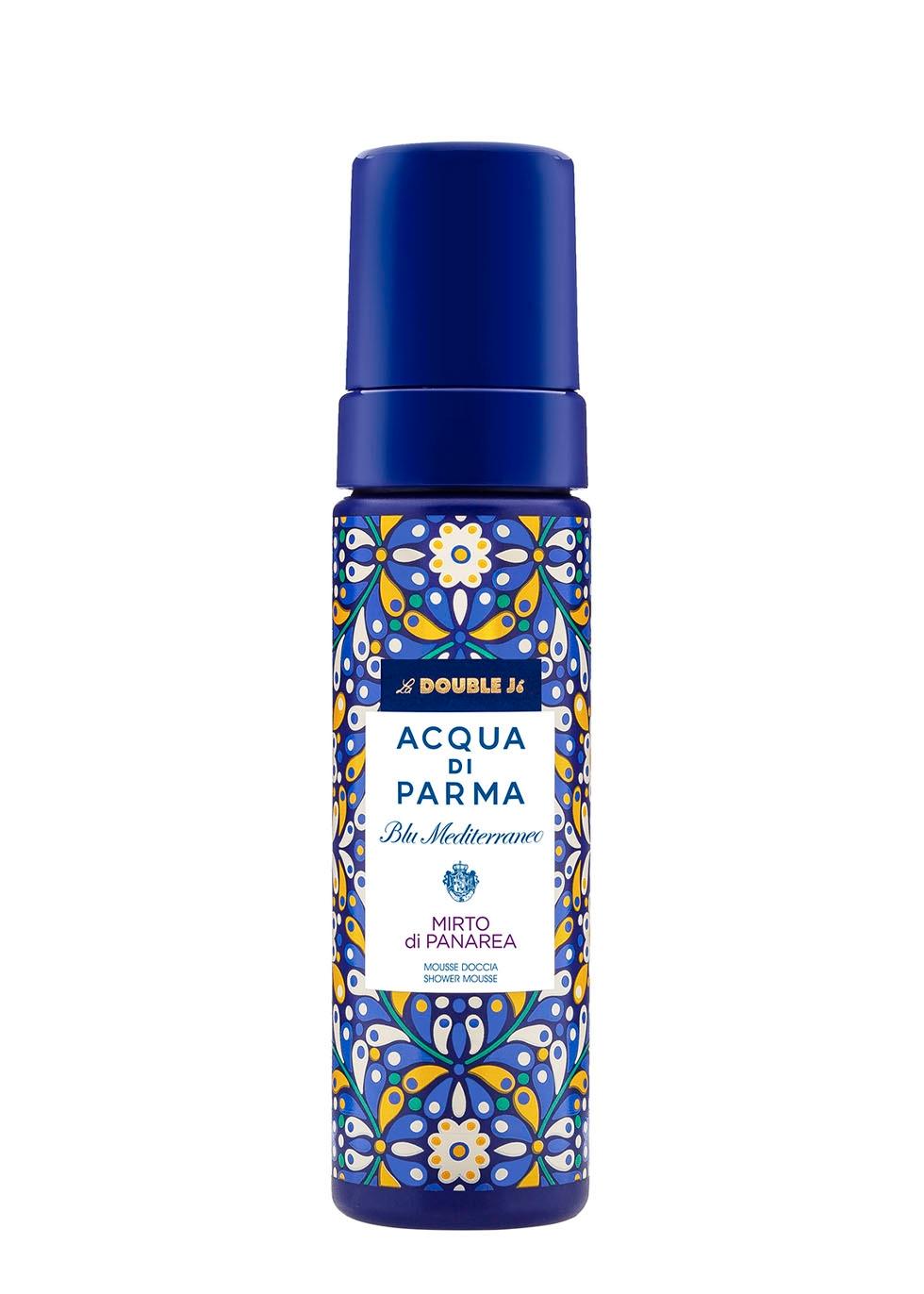 Blu Mediterraneo Mirto di Panarea Shower Mousse 150ml