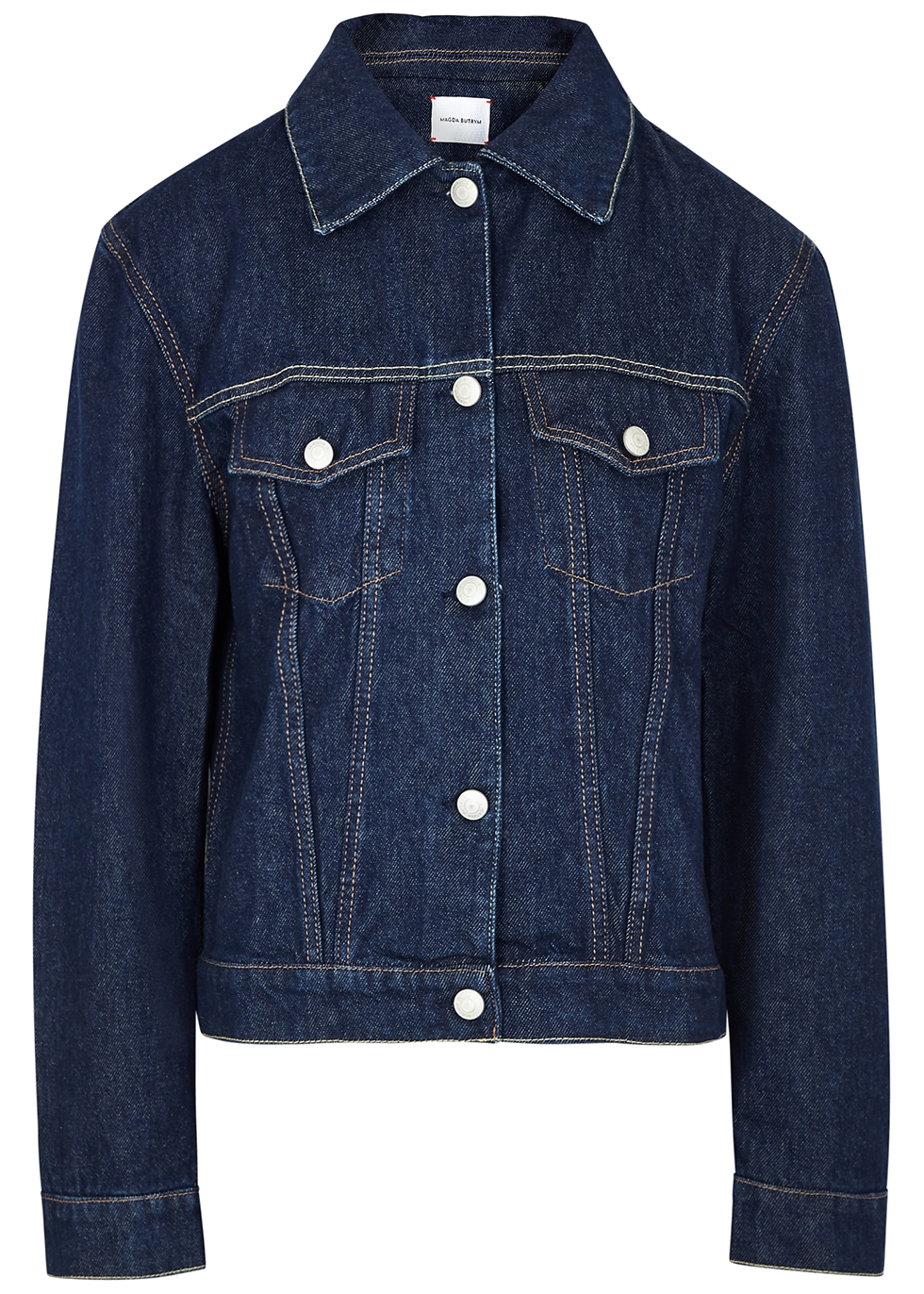 Mayville blue denim jacket