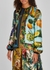 Printed silk-twill blouse - Dolce & Gabbana