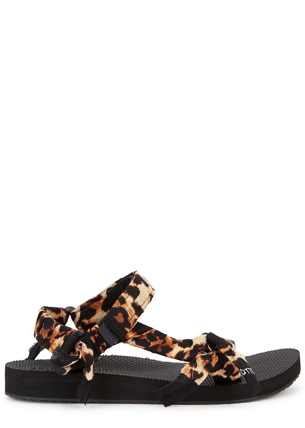 Arizona Love Trekky leopard-print