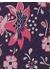 Astrantia floral tie pink - DUCHAMP LONDON