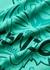 Icon turquoise tiger-print cotton T-shirt - Kenzo