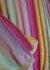 Striped metallic-weave mini dress - M Missoni