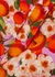 Gabrielle floral-print cotton midi dress - Borgo de Nor