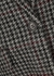 Charly grey houndstooth wool blazer - Isabel Marant Étoile