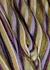 Striped metallic-weave tunic - M Missoni