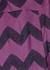 Zigzag metallic-knit jumpsuit - M Missoni