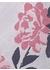 Carnation floral pocket square white - DUCHAMP LONDON