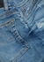 Thrasher Plus blue distressed skinny jeans - Amiri