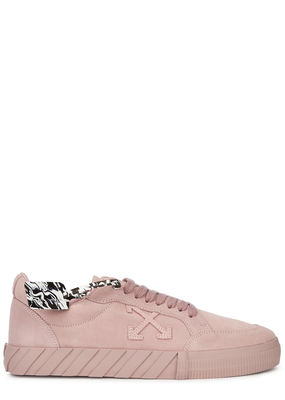 off white pink
