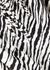 Gabriela animal-print midi dress - Faithfull The Brand