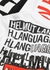 Standard printed cotton sweatshirt - Helmut Lang