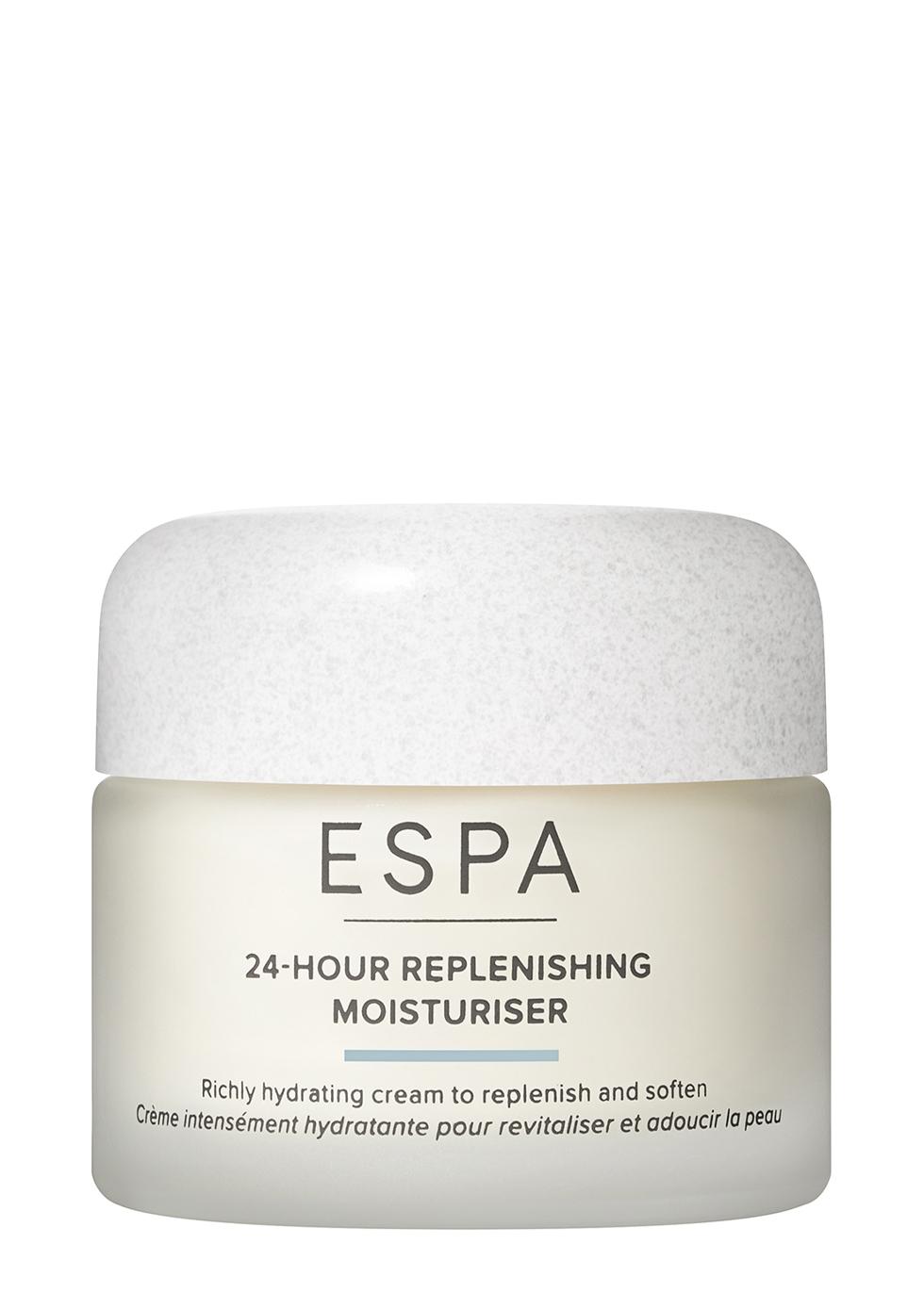 24-Hour Replenishing Moisturiser 55ml