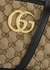 GG Marmont taupe canvas cross-body bag - Gucci