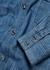 Blue denim shirt - Gucci
