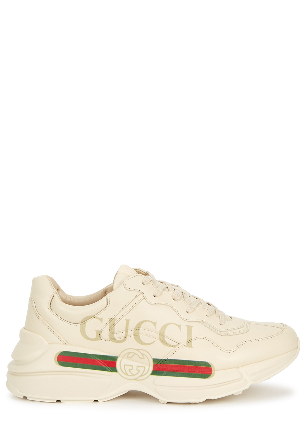 gucci low top trainers