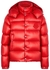Tarnos red quilted shell jacket - Moncler