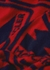 Red logo-intarsia wool jumper - Moncler