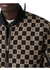 Chequer cotton bomber jacket - Burberry