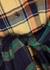 Daruno checked flannel shirt dress - Dries Van Noten