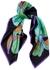 Flounce floral-print silk scarf - Dries Van Noten