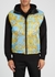 Black reversible quilted shell gilet - Versace Jeans Couture