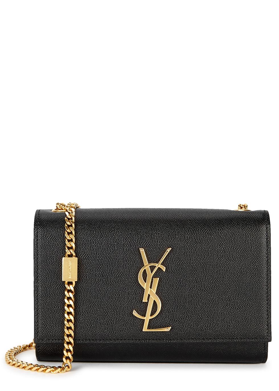 YSL Saint Laurent So Kate Nude Powder Clutch Bag - Medium