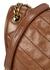 Niki brown medium leather shoulder bag - Saint Laurent