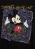 Mickey Mouse print cotton T-shirt - Saint Laurent