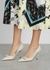 Saresa 85 ivory leather pumps - Jimmy Choo