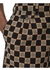 Chequer cotton jacquard tailored shorts - Burberry