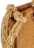 East-West medium raffia tote - Marni