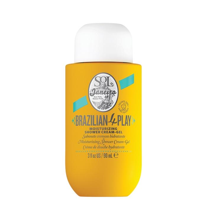 Sol De Janeiro Brazilian 4 Play Moisturizing Shower Cream-gel 90ml