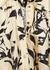 Ladybeetle printed silk-twill blouse - Zimmermann